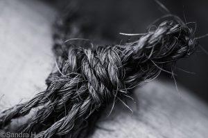 macrofotografie touw
